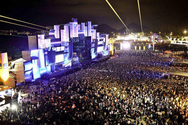 Festival Rock in Rio Eventos en Río de Janeiro