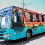 Surf Bus, el autobús del surf de Rio de Janeiro