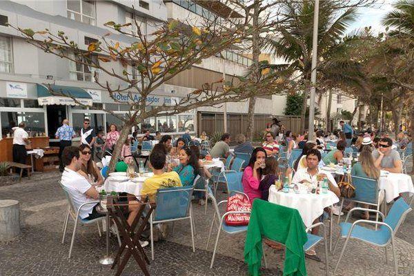 azul-marinho restaurantes en ipanema Rio de Janeiro