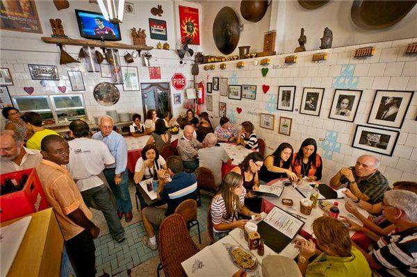 bar do mineiro Restaurantes en Santa Teresa y Lapa Rio de Janeiro