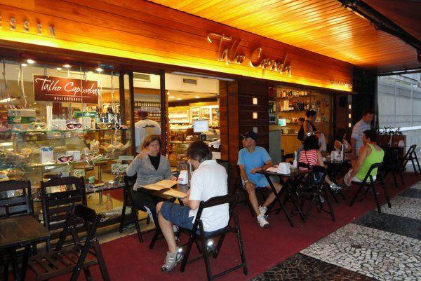 talho capixaba restaurantes en ipanema Rio de Janeiro