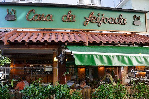 casa da feijoada restaurantes en ipanema y Leblon Rio de Janeiro