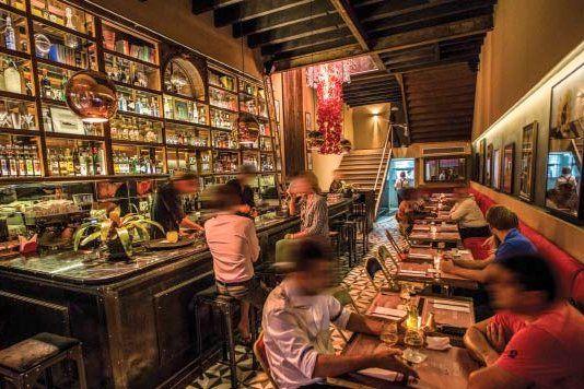 casa momus restaurantes en el centro de Rio de Janeiro