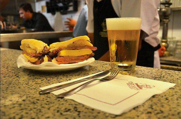 cervantes Restaurantes en Copacabana Rio de Janeiro
