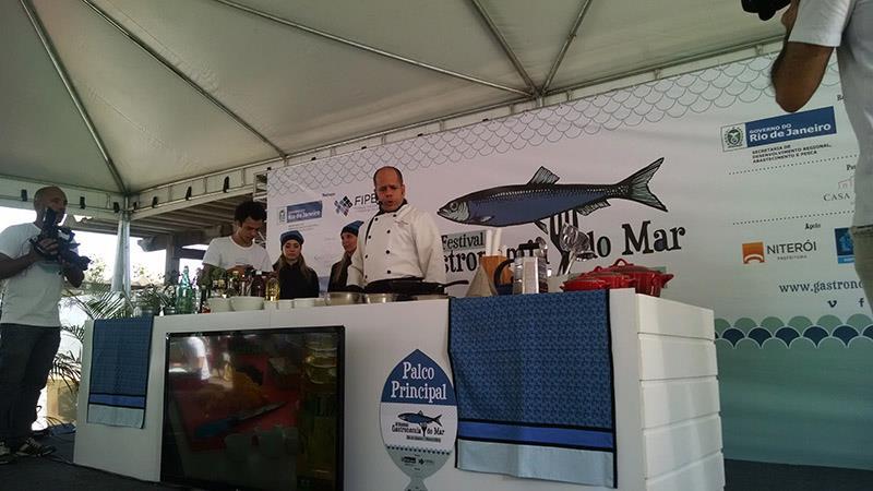 4° Festival Gastronomía del Mar en Río de Janeiro