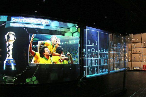 Museo del Futbol Rio de Janeiro