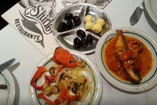 shirley Restaurantes en Copacabana