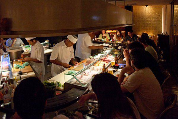 sushi-leblon restaurantes en ipanema y leblon Rio de Janeiro