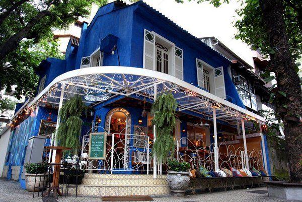 zaza_bistro tropical restaurantes en ipanema Rio de Janeiro