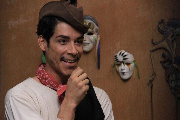 "Escena de la película ""Cantinflas"" festival do rio festival de cine rio de janeiro 2014"