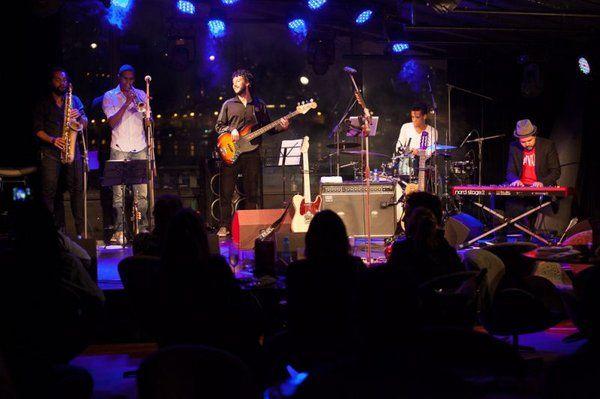 Concierto en el espacio Miranda Musica en vivo en Rio de Janeiro