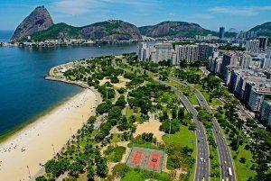 Parque de Flamengo Rio de Janeiro