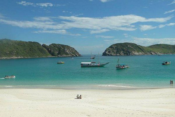 algunas de las mejores playas cerca de rio de janeiro