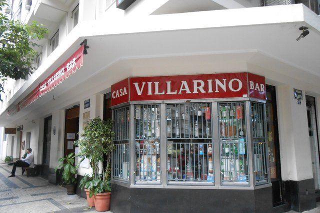 casa villarino bares patrimoniales bares en Rio de Janeiro
