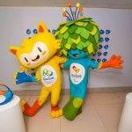 Conoce a las mascotas de los juegos olímpicos Rio 2016