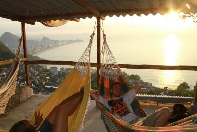 alojamientos en vidigal Rio de Janeiro
