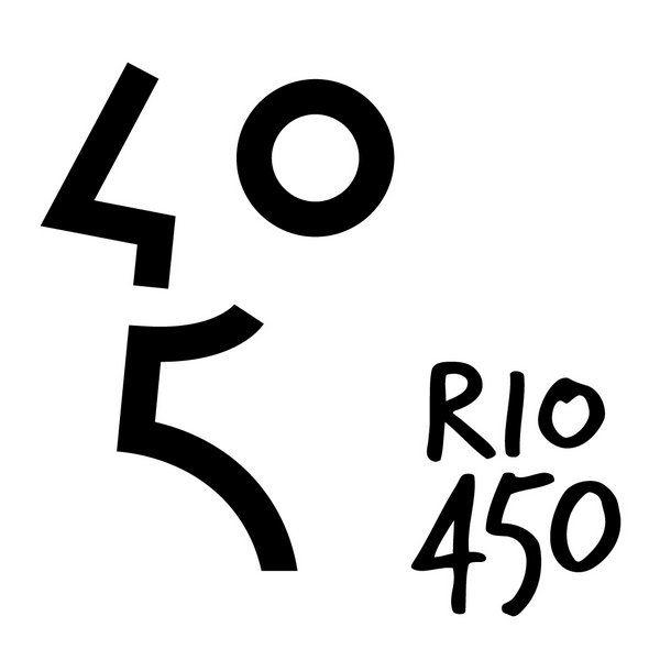logotipo oficial de RIO 450