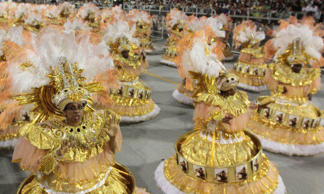 Carnaval carioca bahianas rio de janeiro