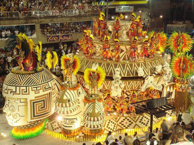 carnaval carioca alegoria rio de janeiro