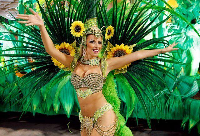 carnaval carioca fantasía rio de janeiro