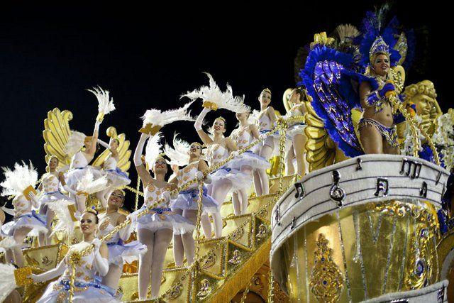 carnaval carioca rio de janeiro