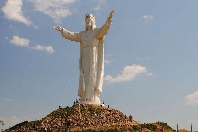cristo rey polonia - cristo de rio de janeiro y otros cristos parecidos en el mundo