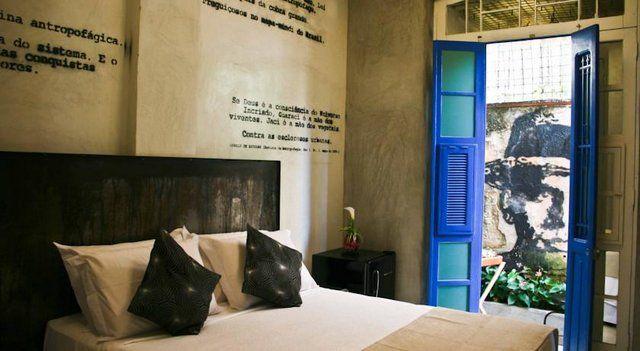 modernistas Hospedagem e Arte hoteles boutique en santa teresa rio de janeiro