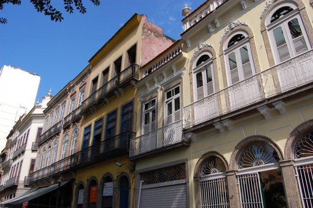 Centro Histórico de Rio de Janeiro Barrios de Rio de Janeiro