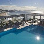 5 Hoteles con piscina en Copacabana para todos los gustos y bolsillos