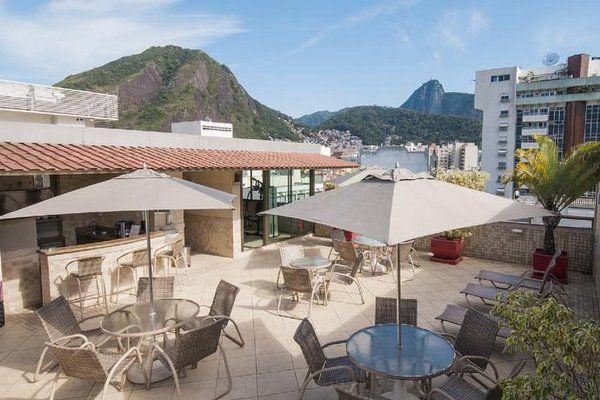 hotel mar palace hoteles con piscina en copacabana