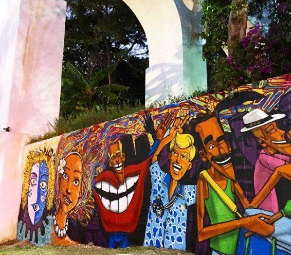 arte urbano en rio de janeiro street art