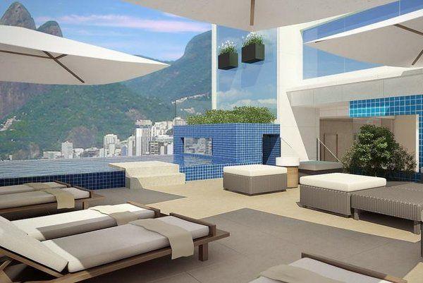 Praia Ipanema Hotel hoteles para recibir el año nuevo en rio de janeiro