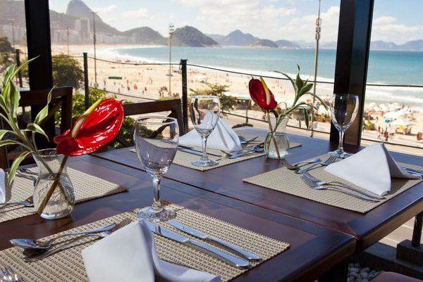 Rio Othon Palace hoteles para recibir el año nuevo en Rio de Janeiro