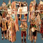Museo Casa do Pontal, vida cotidiana, costumbres y tradiciones de todas las regiones de Brasil