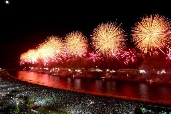 hoteles para recibir el año nuevo en rio de janeiro