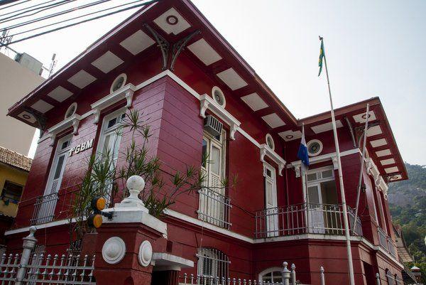 casona patrimonial Humaitá Río de Janeiro