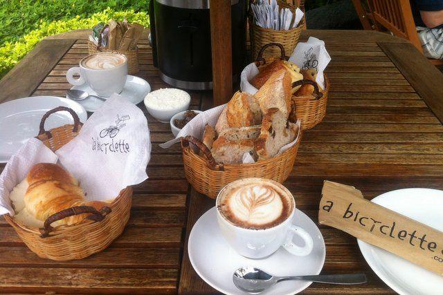 la byciclette cafés de río de janeiro