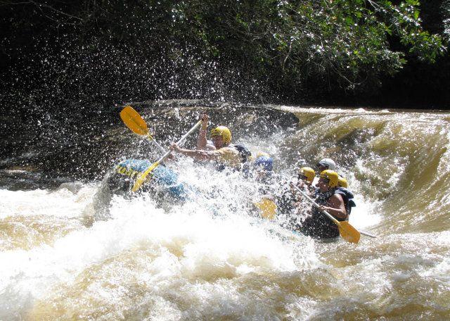 rafting deportes de aventura en rio de janeiro