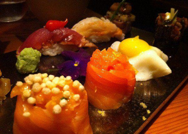 Restaurante Sushi leblon restaurantes orientales en rio de janeiro