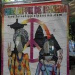 Feria Hippie de Ipanema, la mayor feria artesanal de Río de Janeiro