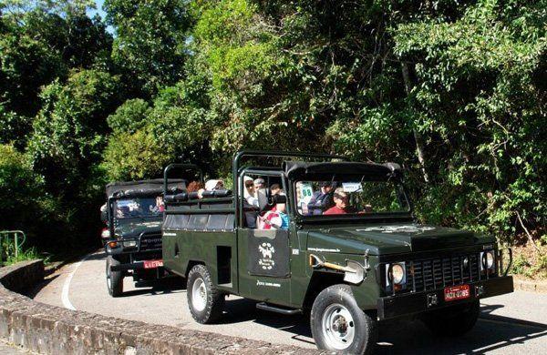 tour en jeep rio de janeiro con niños