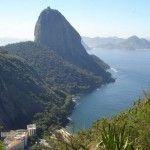 Morro de Babilonia, un lugar lleno de historias que regala una imagen diferente de Río de Janeiro