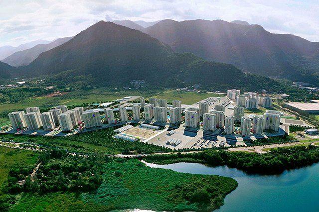 Barra da Tijuca el barrio olimpico de rio de janeiro