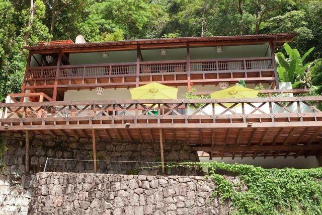 Casa verde alojamientos con encanto en rio de janeiro