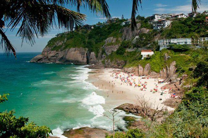playa de joatinga payas desiertas en rio de janeiro