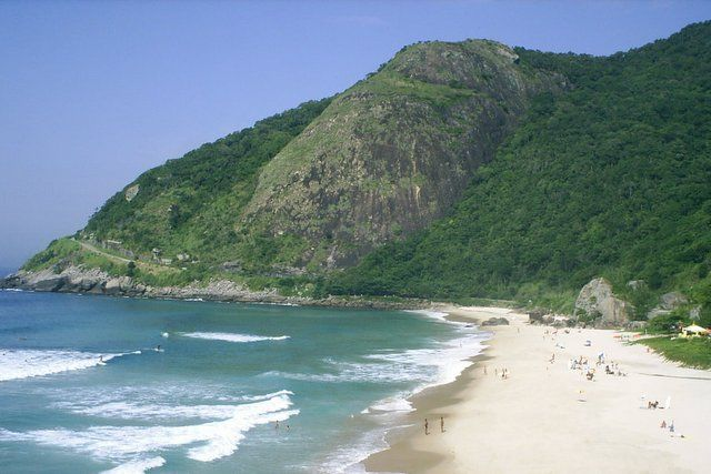 Playa de Prainha playas desiertas en rio de janeiro
