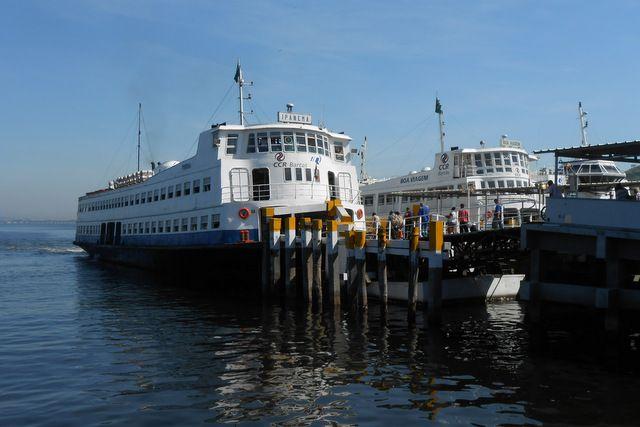 Barcas para llegar a niteroi Un dia en niteroi rio de janeiro