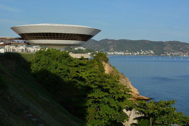 un día en Niteroi Río de Janeiro