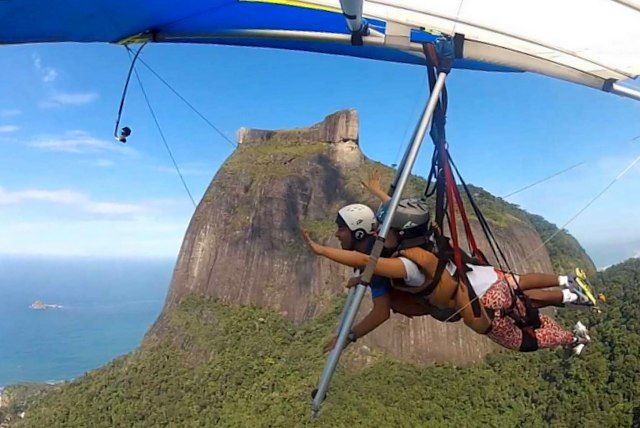 viajar a Río de Janeiro deportes de aventura en escenarios únicos
