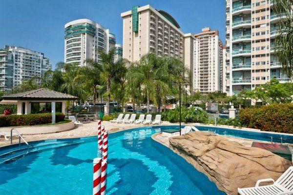hotel Bourbon Barra hoteles en Barra de Tijuca rio de janeiro